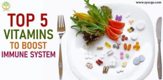 5 Vitamins & What They Do To Your Immune System